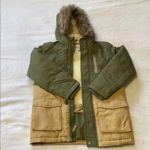 Cat & jack m (8/10) coat